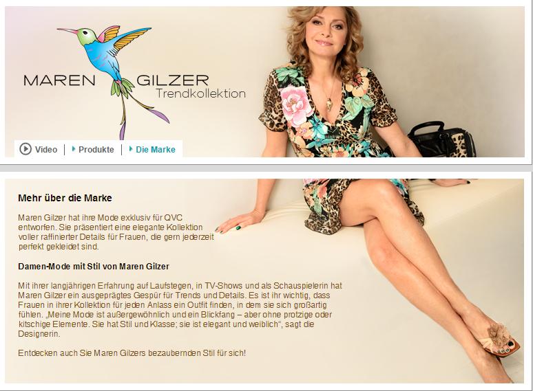 MAREN GILZER – aktuelle Damenmode online bestellen bei QVC.de   QVC.de (3)